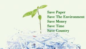 Save Tree Save Country